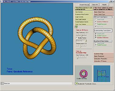 Visualizing Quaternions: Quaternion Maps Documentation